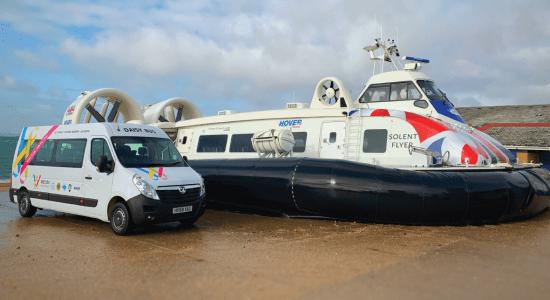 Minibus & Hovercraft