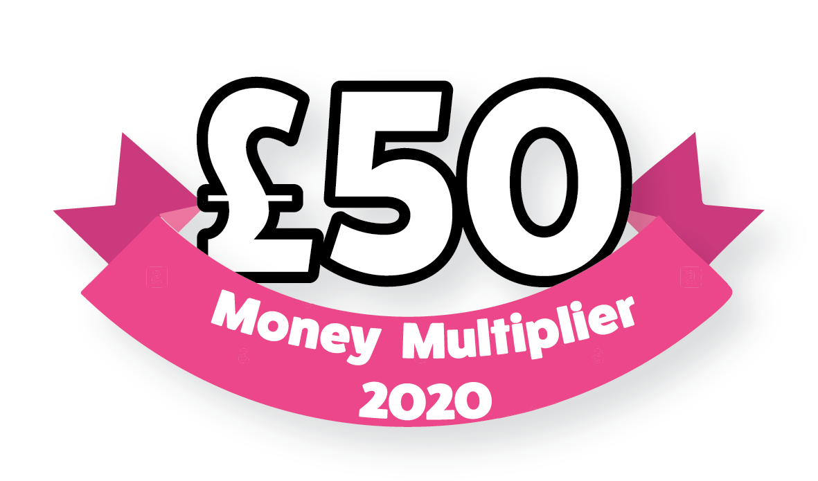Money Multiplier logo
