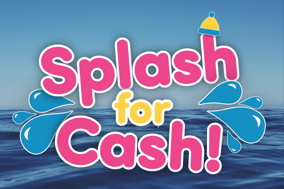 Splash for Cash Logo