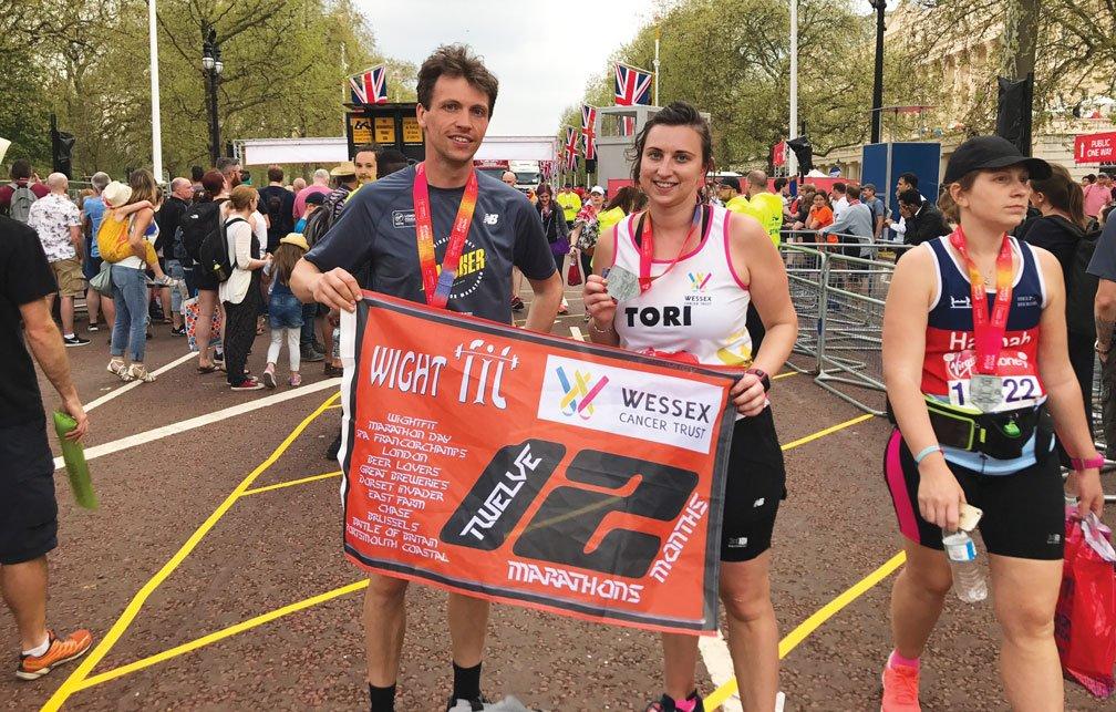 Tori marathon