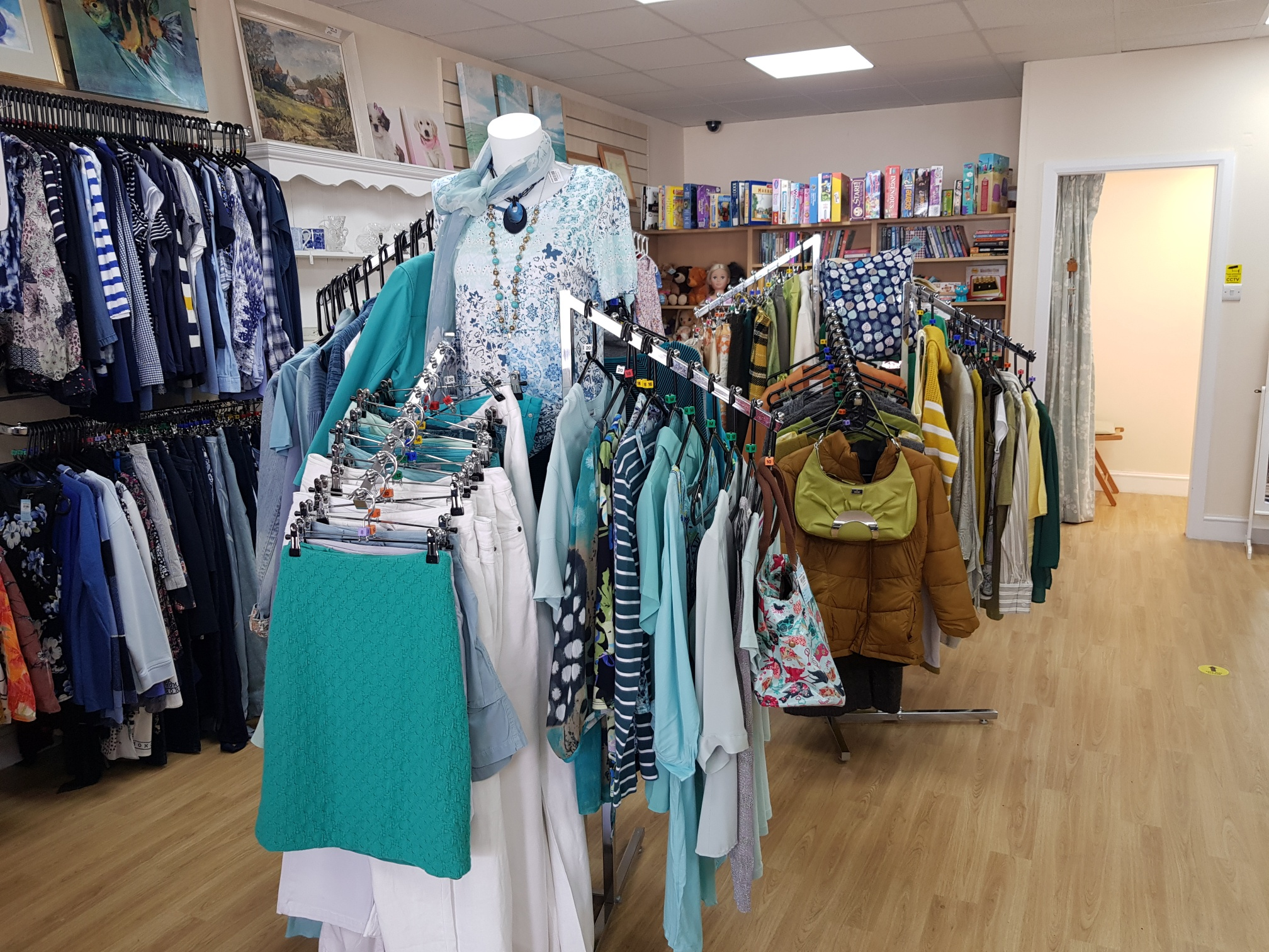 Chandlers Ford shop summer 2021